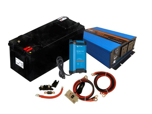Emergency Backup Kits