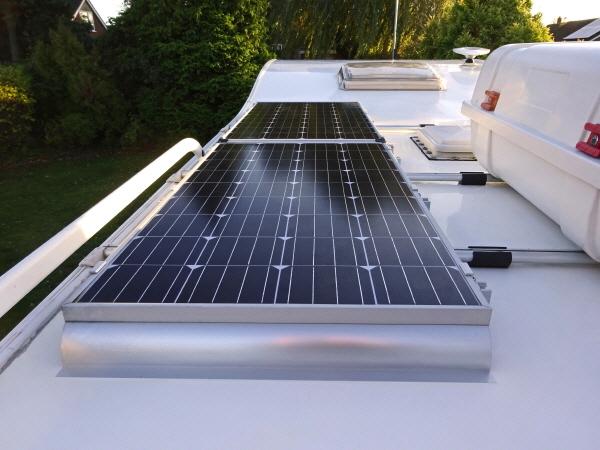 Sunshine Rigid Solar Panels