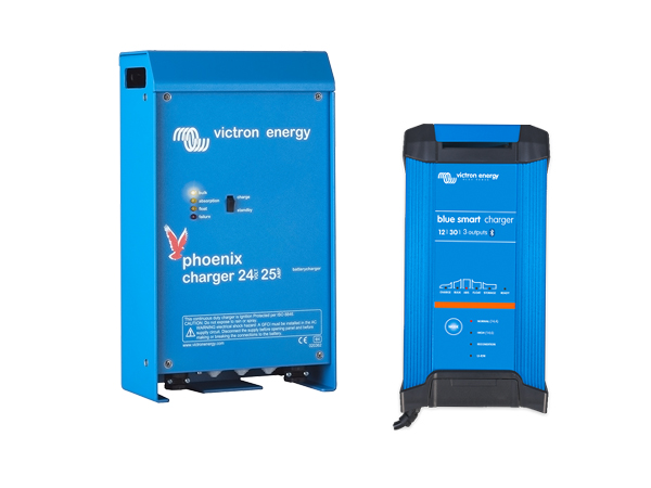 Battery Chargers - 24V