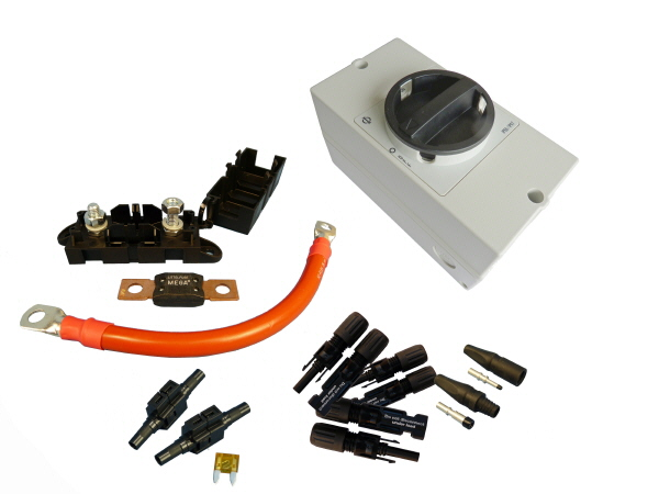 Connectors, Switches & Fuses