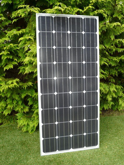 2 x Multi-Buy 150W Solar Panels