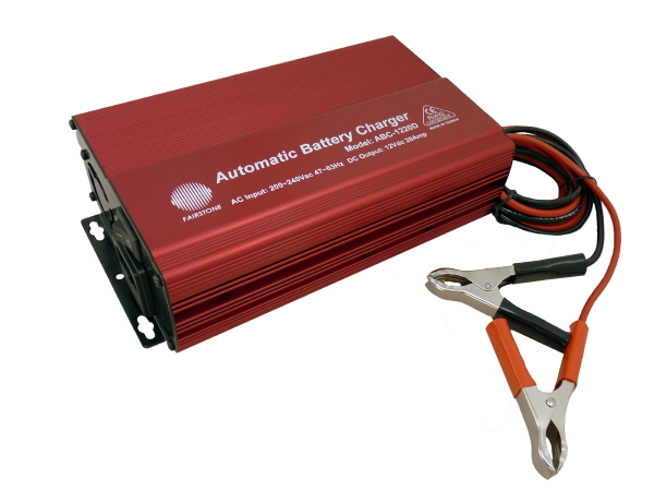 Pro 20A Intelligent AGM Battery Charger