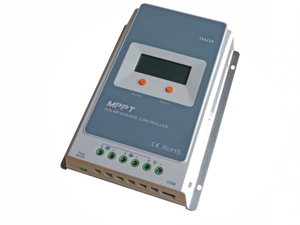 MPPT Solar Controller 20A - LCD Display
