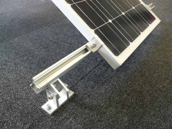 fastFIX Adjustable Ground or Roof Mounting System