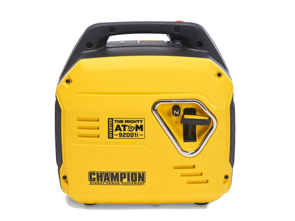 The Mighty Atom 2200W Champion Inverter Generator