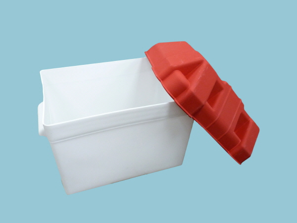 Plastic Battery Box - Small