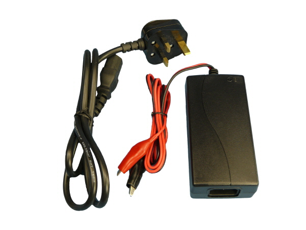 Universal 3A-12V Lead-Acid Smart Charger