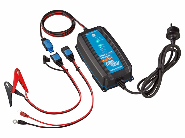 Victron Blue Smart IP65 Battery Charger 12V - 15A UK