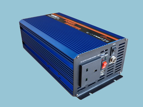 1000W - 12V Pure Sine Wave Sunshine Power Inverter C-Series