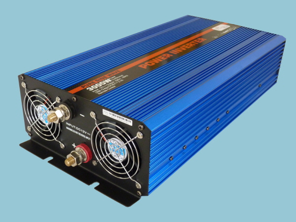 3000W - 12V Pure Sine Wave Sunshine Power Inverter C-Series