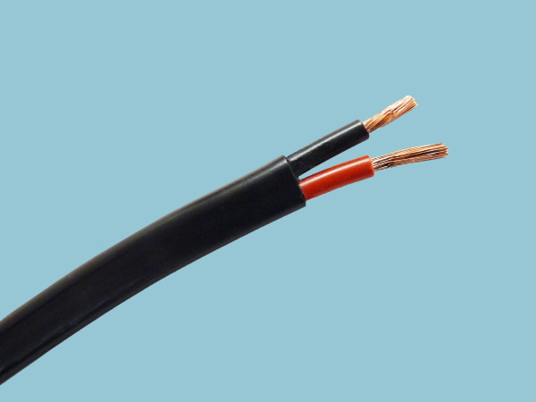 Two Core Flat PVC Auto Cable 27.5A