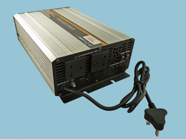 2000W -12V Pure Sine Wave Sunshine Power Inverter/Charger