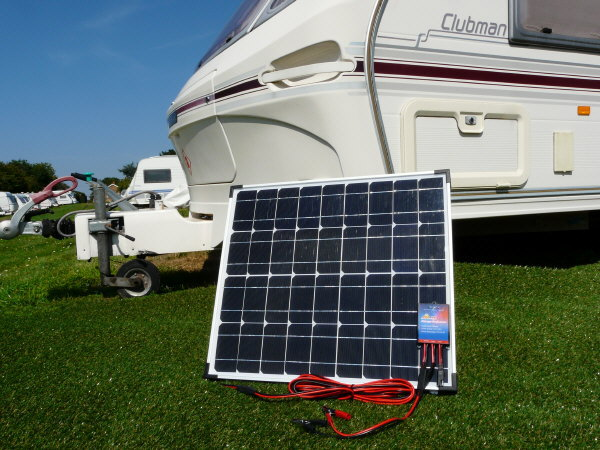 Sunshine Solar 46W Portable Power Kit