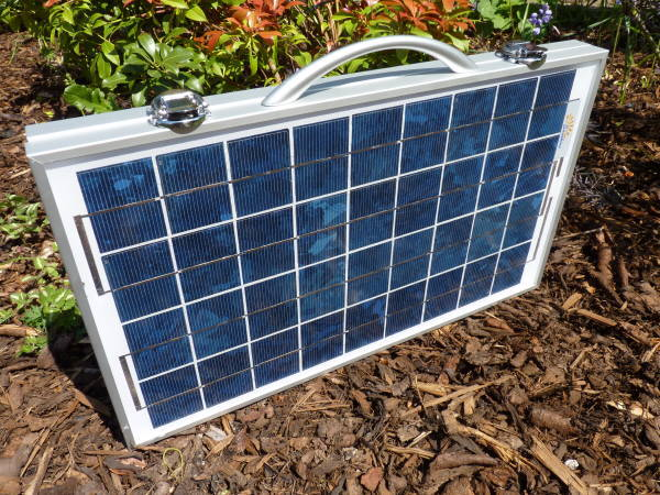Sunshine Compact - Portable Solar Panel Kit 24W 12V
