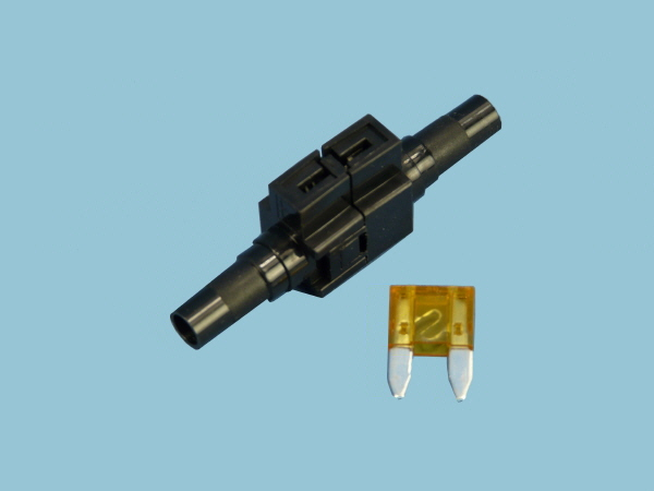 Easy Crimp Fuseholder & Fuse