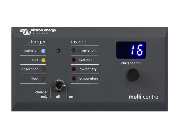 Victron Energy Digital Multi Control 200/200A GX