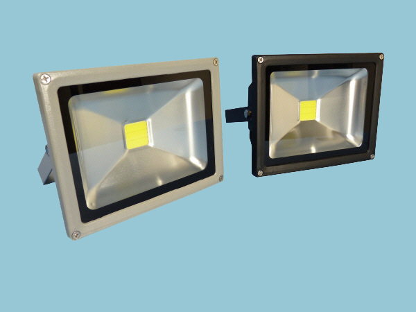 10W - 12V LED Flood Light