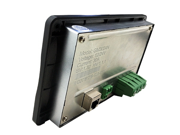 Flush Mount - GoMate Solar Charge Controller 30A - 12/24V