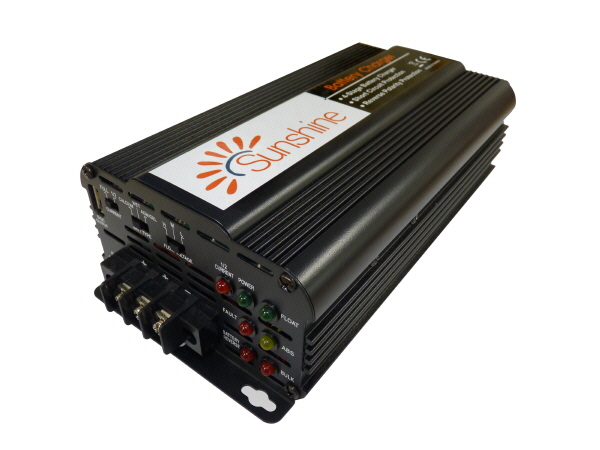 Pro Intelligent Battery Charger 20A - 12V