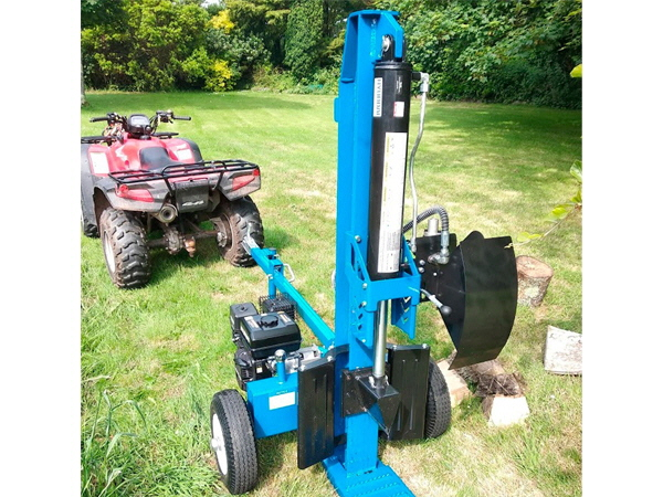Hyundai HYLS25000T 7hp 25 Tonne Horizontal and Vertical Log Splitter