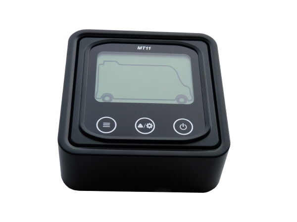 Remote Meter for Dual Battery MPPT Solar Charge Controller