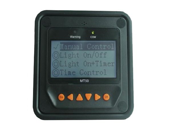 Remote Meter for Solar Controller