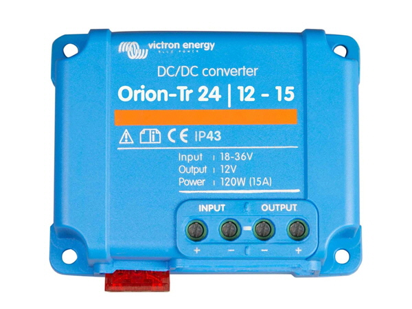 Victron Orion-Tr 24/12V-15A Non-Isolated DC-DC Converter
