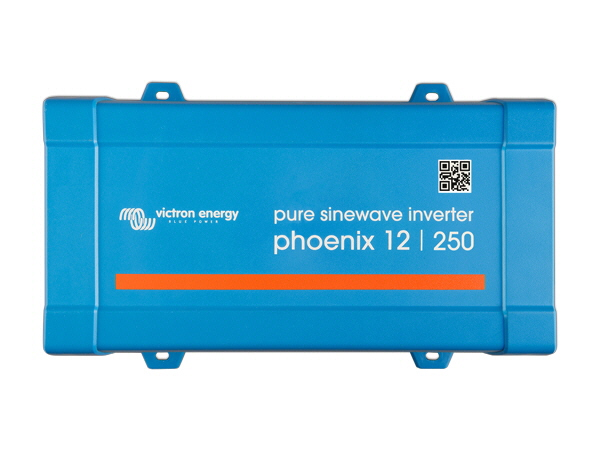 Victron Phoenix Sine Inverter 12V 250VA -230V VE.Direct - UK