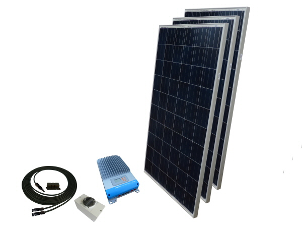 840W - 48V Off Grid Solar Starter Kit