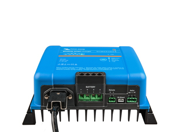 Phoenix Smart IP43 Charger 12V/30A  3 Outputs