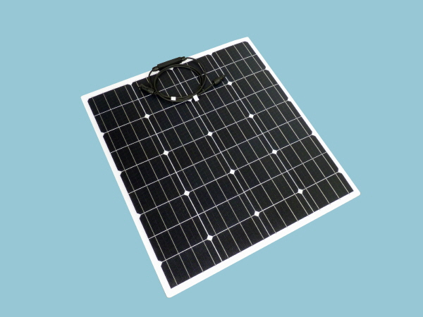 80W 12V Sunshine Solar Flexible ETFE Range