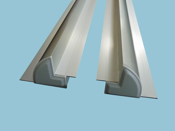 Streamline Solar Roof Mounts 2 x 660mm