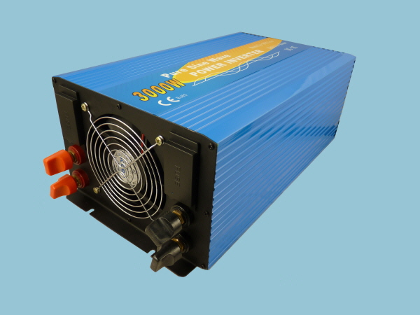 3000W - 24V Modified Sine Wave Sunshine Power Inverter