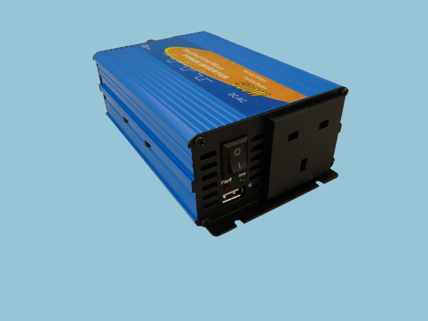 500W - 12V Modified Sine Wave Sunshine Power Inverter