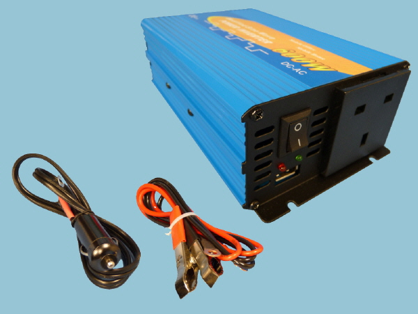 600W - 12V Modified Sine Wave Sunshine Power Inverter