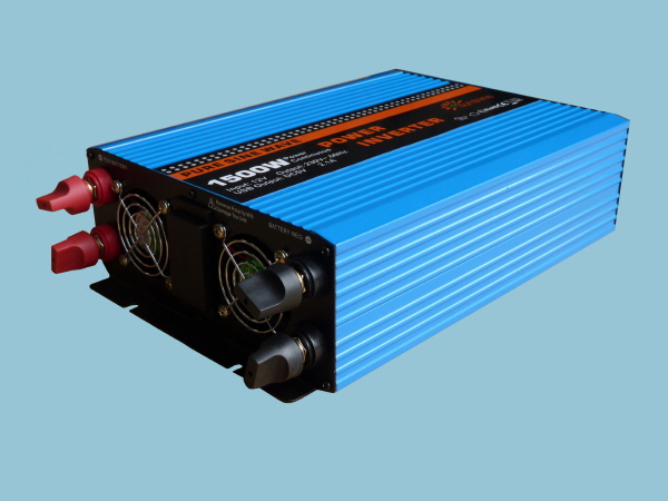 1500W - 12V Pure Sine Wave Sunshine Power Inverter