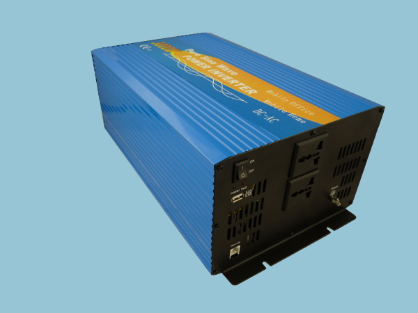 110V 50Hz Pure Sine Wave 24V 3000W