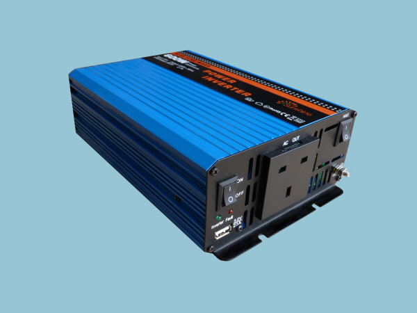 600W - 12V Pure Sine Wave Sunshine Power Inverter