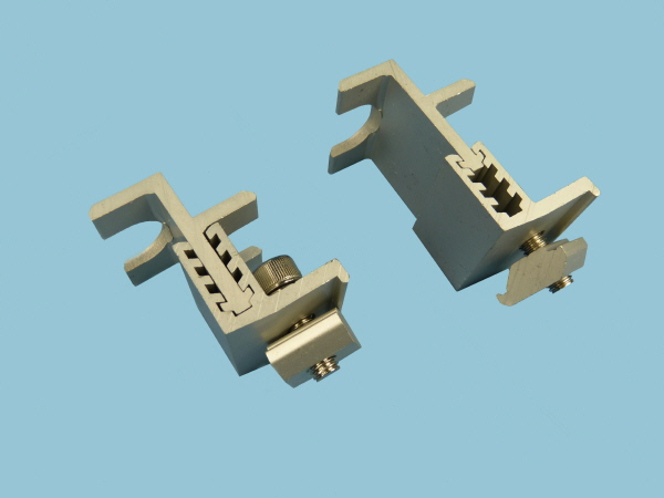 fastFIX Adjustable End Retaining Clamps