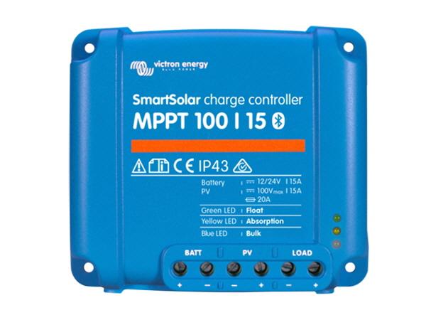 Victron Energy Smart Solar MPPT 100V/15A - (12/24V)