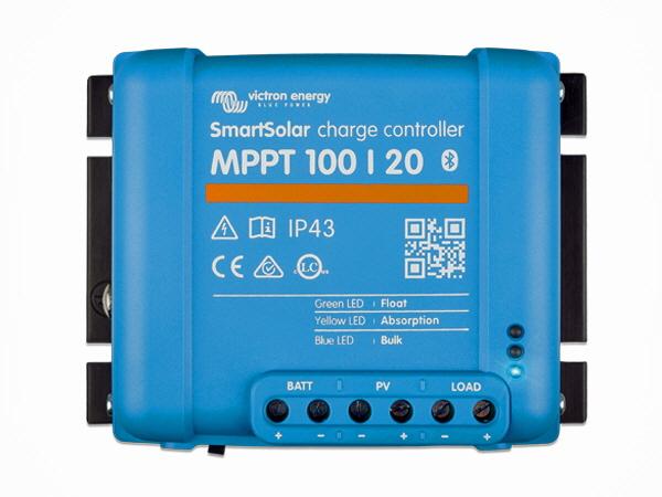 Victron Energy Smart Solar MPPT 100V/20A - (12/24V)