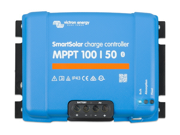 Victron Energy Smart Solar MPPT 100V/50A - (12/24V)