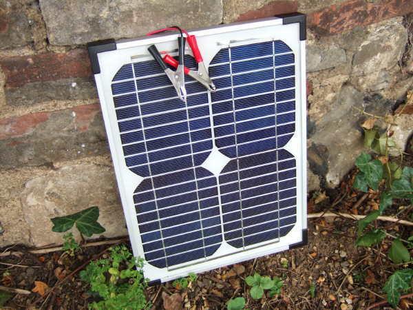 Sunshine Solar Panels fastFIX Mono 10W 12V