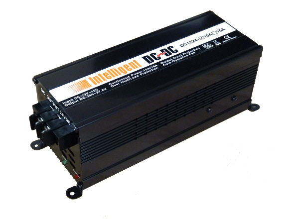 Sunshine 12V to 24V - 10A DC/DC Isolated Converter