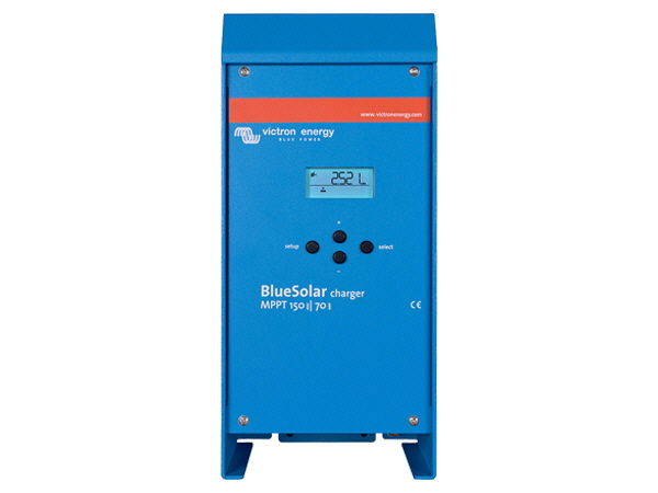 Victron Energy BlueSolar MPPT Solar Charge Controller 150V/70A CAN-bus (12/24/36/48V)