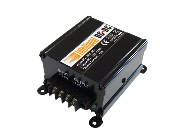 Sunshine 24V to 12V - 10A DC/DC Isolated Converter