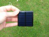 Sunshine Monocrystalline Solar Module 3.76v 80mA