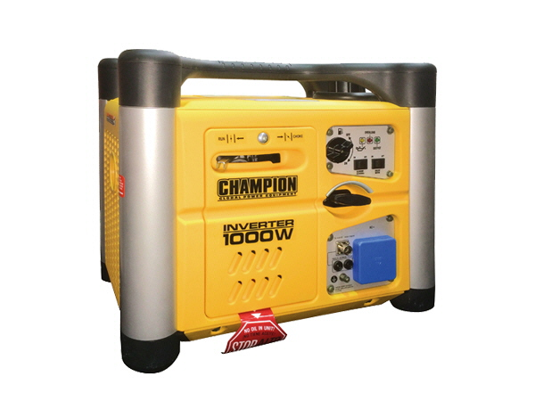 Champion 71001i-E Inverter Petrol Generator 1000 Watt