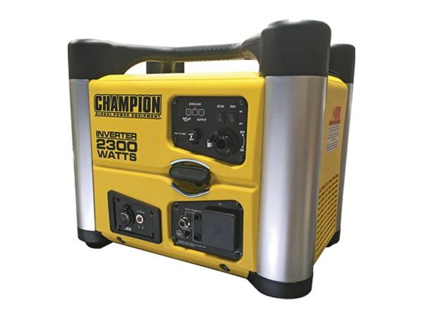 Champion 72301i Inverter Petrol Generator 2300 Watt
