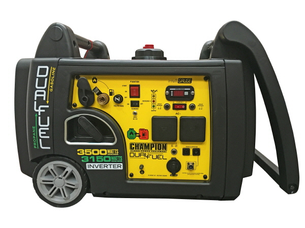 Champion 73001i-DF Dual Fuel Inverter Generator 3.3Kw